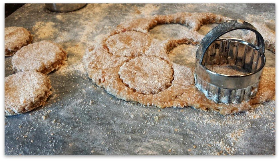 healthy & homemade-dough