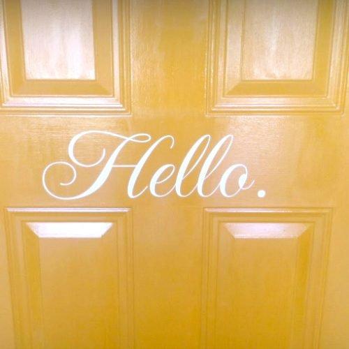 front door reveal-color