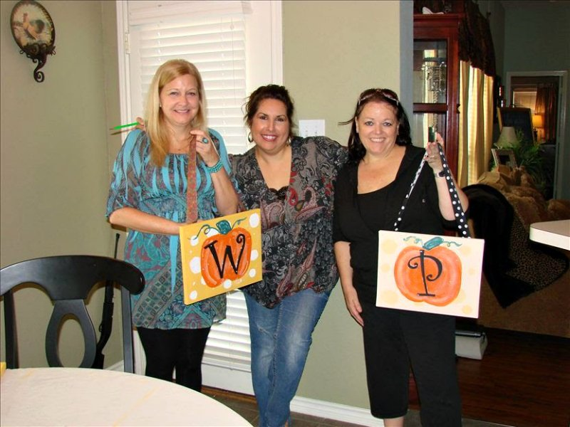 Fall Craft Get Together-after