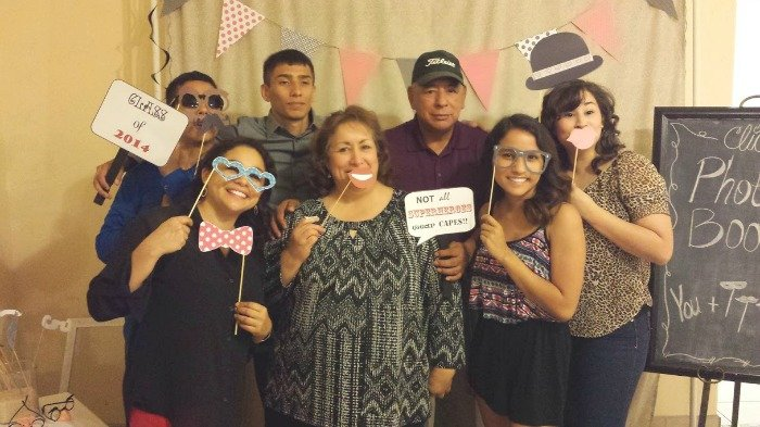 Did someone say Photo Booth-fam-bam