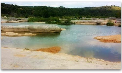Sights & hill country scenes