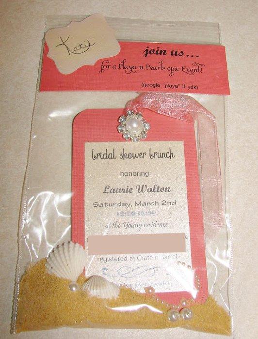 Bridal Brunch Shower-invitation