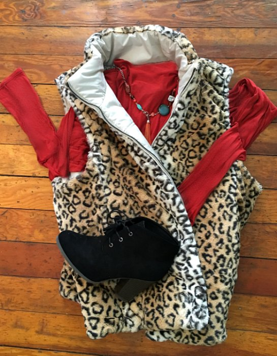 love color, texture, and looking good-leopard