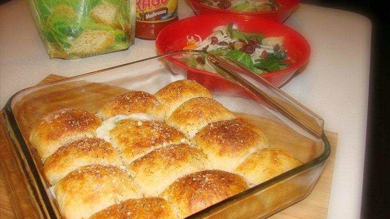quick pizza rolls