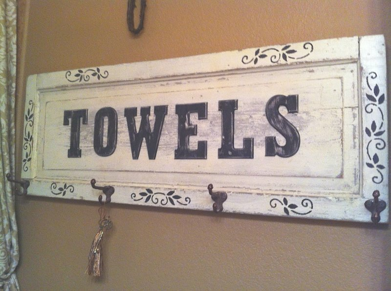 no ordinary towel bar-after