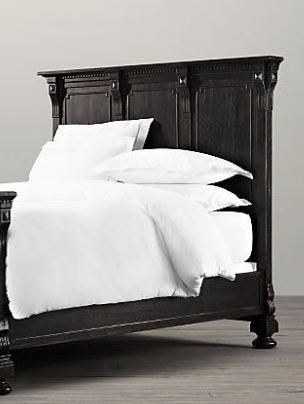 King Size Headboard project-RH