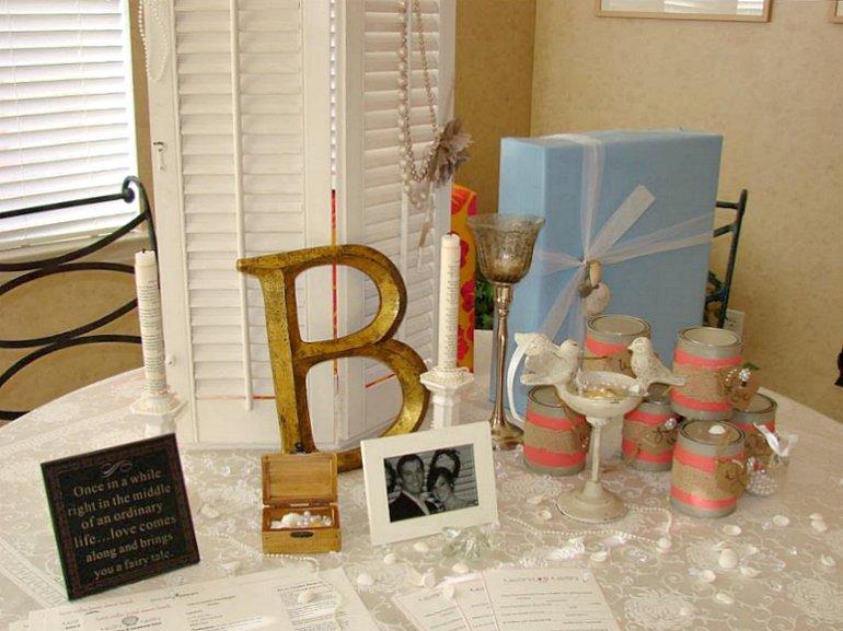 Bridal Brunch Shower-display