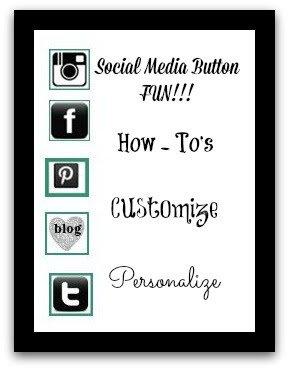 Create customized Social Media Buttons-media