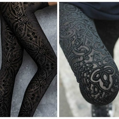 go bold-tights