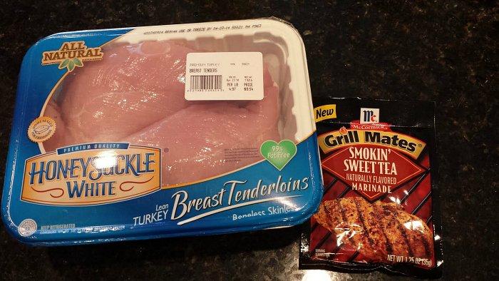 turkey Tuesday-ingredients