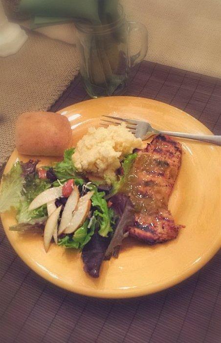 turkey Tuesday-serving