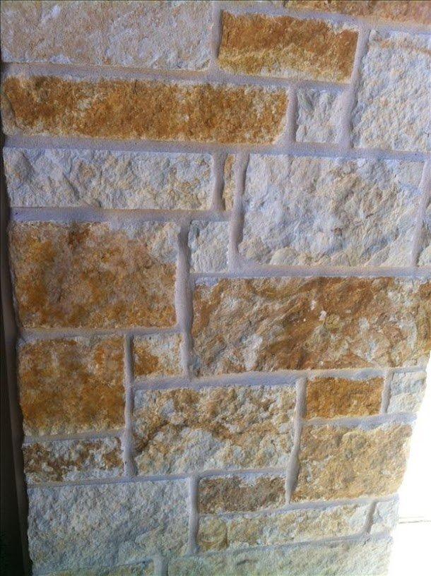 front door reveal-brick