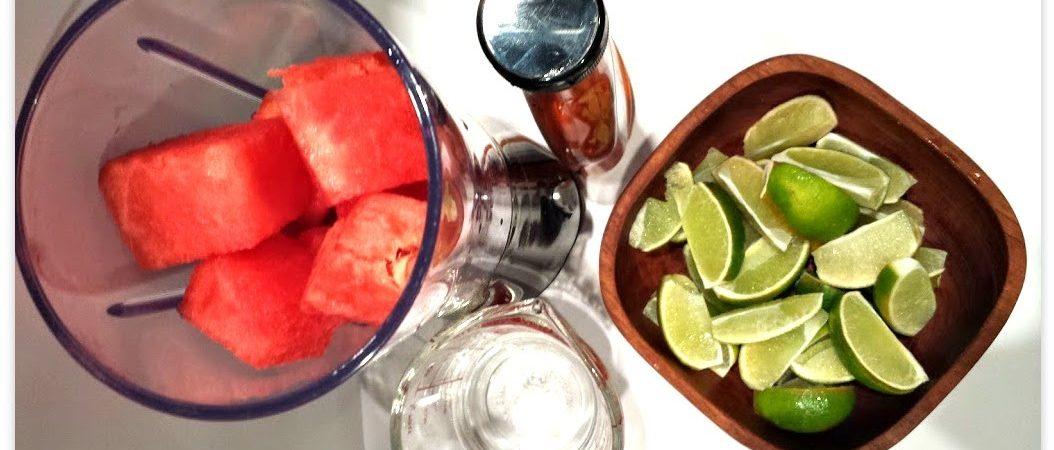 Summer fruits – beverage must