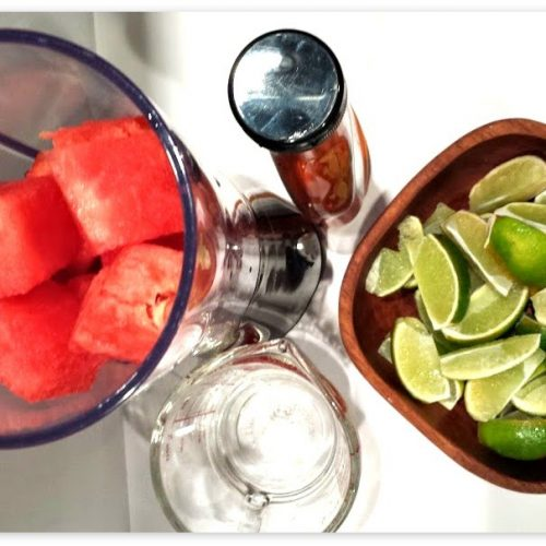 Summer fruits - beverage must-ingredients